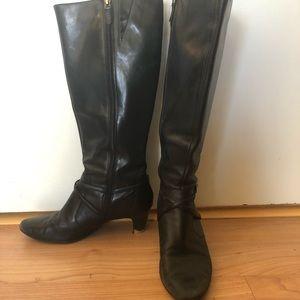 Joan&David (sub) knee high boots